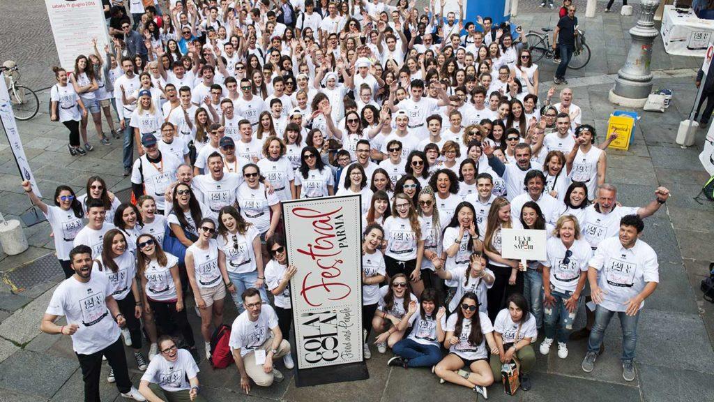 Gola Gola Festival volontari